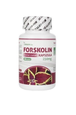 Netamin Forskolin kapszula 250 mg, 60 db