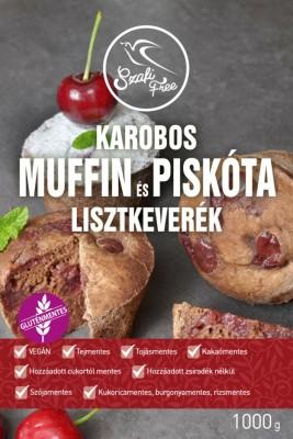 Szafi Free Karobos Muffin és Piskóta Lisztkeverék 1000G